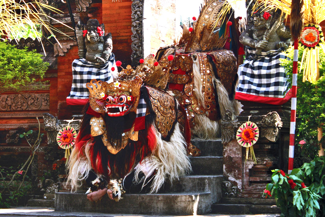 Image result for barong dance